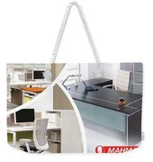 Best Place To Buy Computer Office Desk Weekender Tote Bag