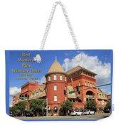 Best Western Plus Windsor Hotel Weekender Tote Bag