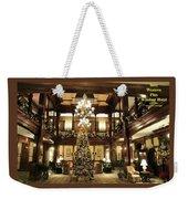 Best Western Plus Windsor Hotel Lobby - Christmas Weekender Tote Bag