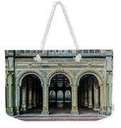 Bethesda Terrace Arcade 4 Weekender Tote Bag
