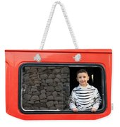 Bethlehem - A Child From Bethlehem Weekender Tote Bag