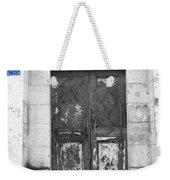 Bethlehem - Aged Door Weekender Tote Bag
