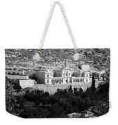 Bethlehem - Artas Convent Year 1900 To 1925 Weekender Tote Bag