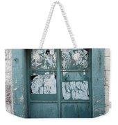 Bethlehem - Blue Door Weekender Tote Bag