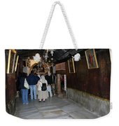 Bethlehem - Grotto Of Nativity 2009 Weekender Tote Bag