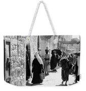 Bethlehem - Hard Working Woman Weekender Tote Bag