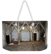 Bethlehem - Main Entrance To Nativity Church Weekender Tote Bag