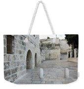 Bethlehem - Manger Square Weekender Tote Bag