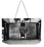 Bethlehem - Nativity Church Before Removal Of The Partition Wall 1918 Weekender Tote Bag
