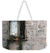 Bethlehem - Nativity Church Window Weekender Tote Bag