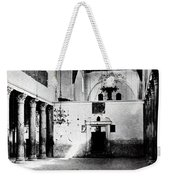 Bethlehem - Nativity Church Year 1887 Weekender Tote Bag
