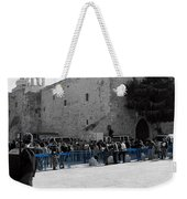 Bethlehem - Nativity Square Weekender Tote Bag