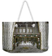 Bethlehem - Nativity Star 1890 Weekender Tote Bag