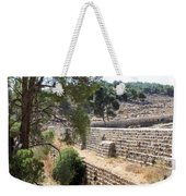 Bethlehem - Solomon's Pools Weekender Tote Bag