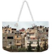 Bethlehem Camp Weekender Tote Bag