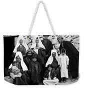 Bethlehem Family In 1900s Weekender Tote Bag