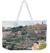 Bethlehem In Spring Weekender Tote Bag