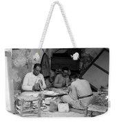 Bethlehem Mother Of Pearl Workers 1934 Weekender Tote Bag