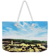 Bethlehem New Day Weekender Tote Bag