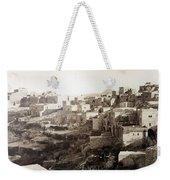 Bethlehem Old Main Street Weekender Tote Bag
