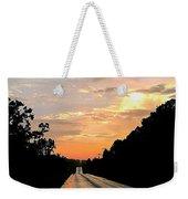 Bethlehem Road Sunset Weekender Tote Bag