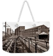 Bethlehem Steel Number Two Machine Shop Weekender Tote Bag