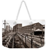 Bethlehem Steel Number Two Machine Shop Weekender Tote Bag