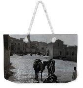Bethlehem Street Scene 1911 Weekender Tote Bag
