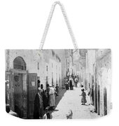 Bethlehem The Main Street 1800s Weekender Tote Bag