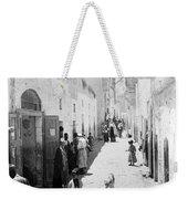 Bethlehem The Main Street 1800s Weekender Tote Bag