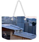 Bethlehem Watchtower Weekender Tote Bag