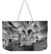 Bethlehem With Cloudy Sky Weekender Tote Bag