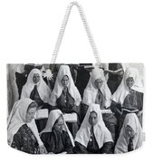 Bethlehem Women School 1900s Weekender Tote Bag
