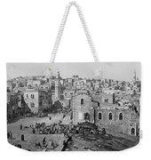 Bethlehem Year 1890 Weekender Tote Bag