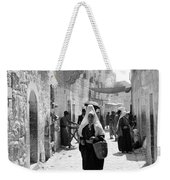 Bethlehemite Going To The Market Weekender Tote Bag