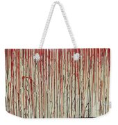 Betrayal Weekender Tote Bag by Jacqueline Athmann
