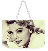 Betsy Palmer, Vintage Actress Weekender Tote Bag