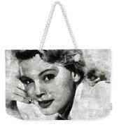 Betsy Palmer Vintage Hollywood Actress Weekender Tote Bag