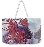Betta Fish Weekender Tote Bag