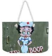 Betty Boop As A Nurse Weekender Tote Bag