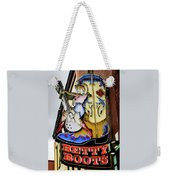 Betty Boots - Nashville Tn Weekender Tote Bag