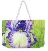 Betty's Iris Weekender Tote Bag