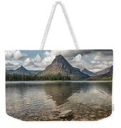 Between A Rock And A Beautiful Place Weekender Tote Bag