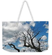 Between A Rock And A Wet Spot Weekender Tote Bag