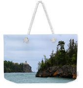 Between Rocks Panorama Weekender Tote Bag