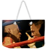 Between Rounds Weekender Tote Bag