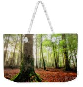Between The Light And The Shadows Weekender Tote Bag
