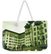 Beverly Hills Rodeo Drive 4 Weekender Tote Bag