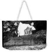 Beware The Warehouse Weekender Tote Bag