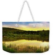 Beyond Sunset Landscape Weekender Tote Bag